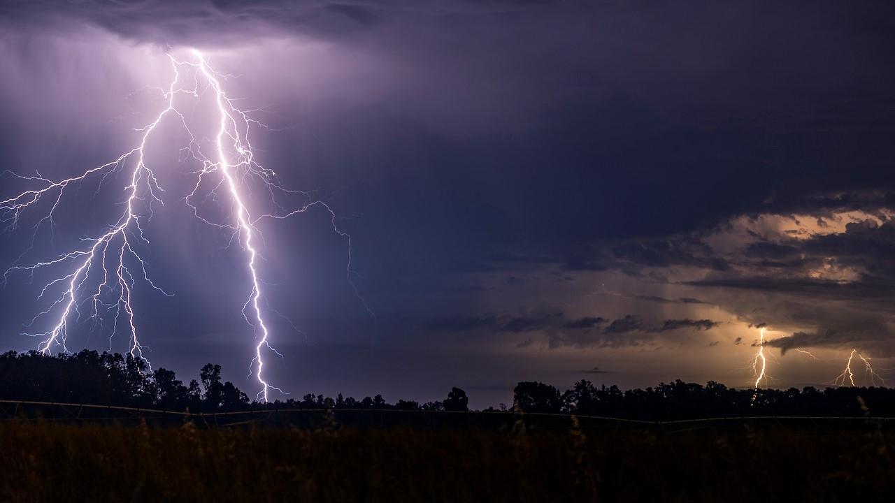 Pronostican tormentas eléctricas para este viernes 19 para Atacama y Coquimbo