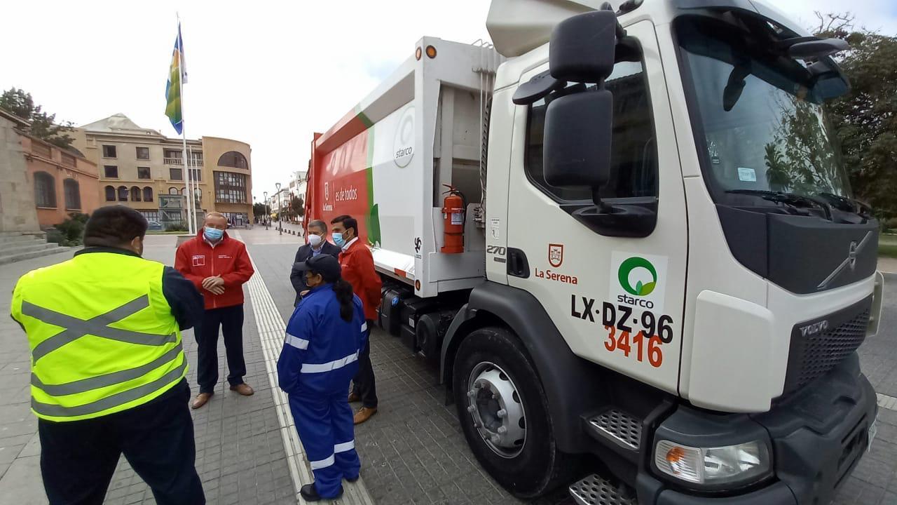 Adelantan traspaso de recursos para pagar Bono Aseo a trabajadores de recolección de basura