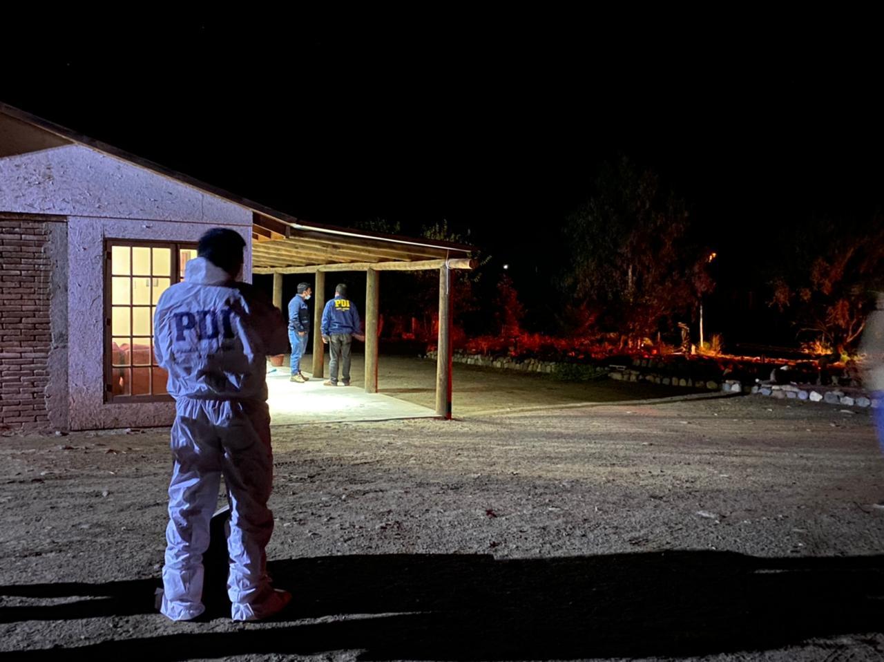 PDI realiza primeras diligencias por muerte de un niño de 7 años en Punitaqui