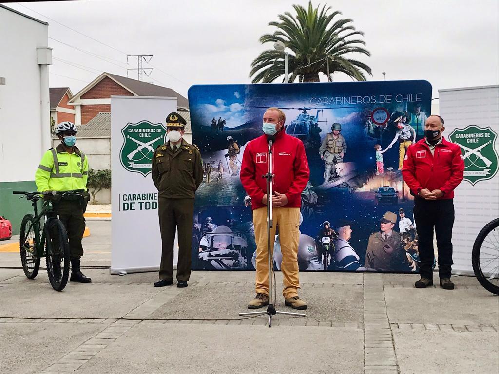 Balance de Carabineros: 703 detenidos durante la última semana en la región de Coquimbo