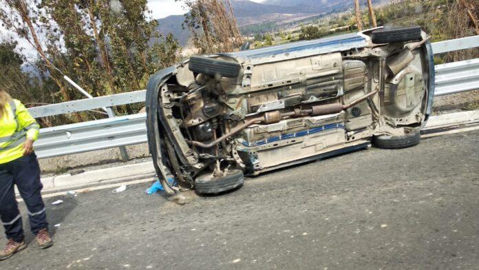 Un fallecido en accidente de tránsito en Salamanca