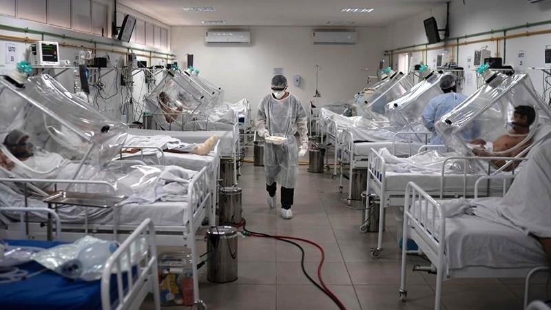 Región de Coquimbo superó los 31 mil casos y 600 muertes por Covid-19