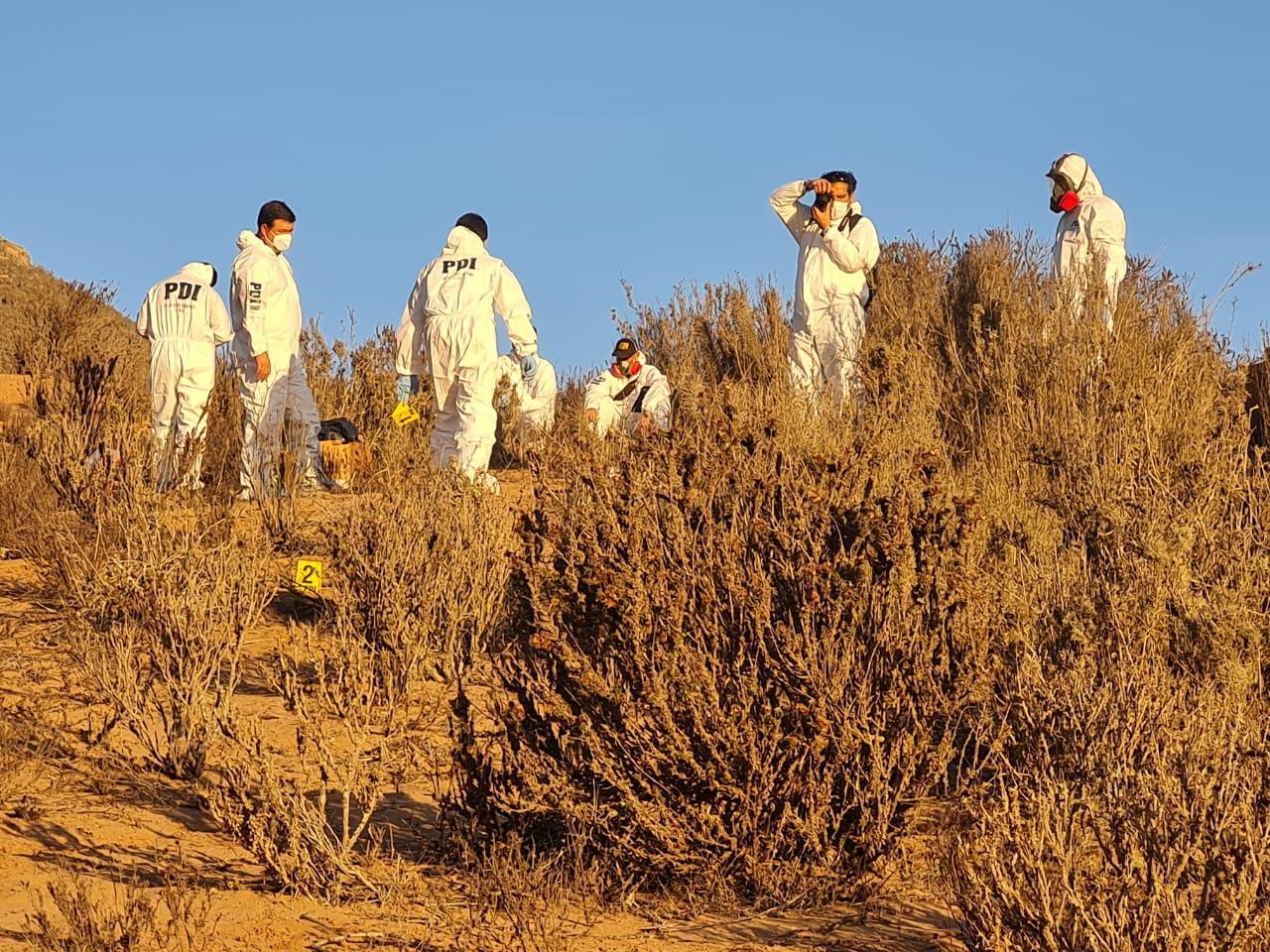 Identifican cuerpo de joven encontrado en sector de la Quebrada del Jardín en Las Compañías