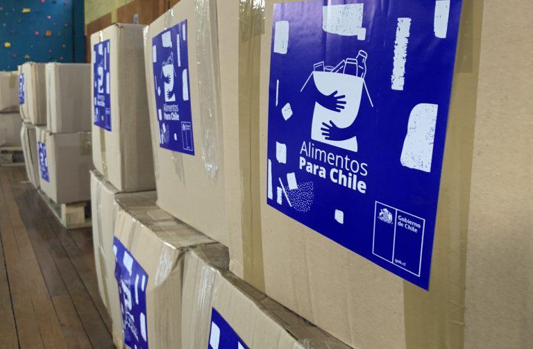 Informe Final de la Contraloría revela irregularidades en la compra de las cajas de alimentos entregadas durante la pandemia