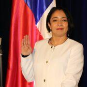 """Krist Naranjo Gobernadora Regional por caso #PapayaGate: """"Pueden confiar en mí, porque fiscalizaremos y mejoraremos los mecanismos de transparencia""""."""
