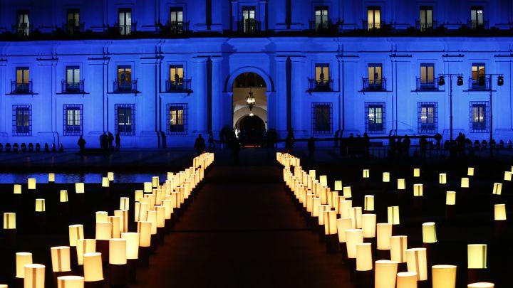 Presidente Sebastián Piñera declara 2 días de duelo nacional en homenaje a las victimas fatales de la pandemia por covid-19