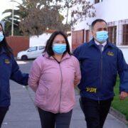 Detienen a mujer acusada de realizar millonarias estafas mediante falsa empresa de papel