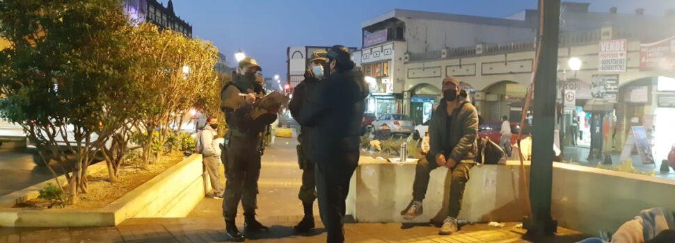 Carabineros intensifican rondas preventivas en La Serena y Coquimbo para disminuir sensación de inseguridad