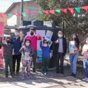 Vecinos de La Serena buscan generar conciencia sobre el cuidado del agua a través de concurso infantil apoyado por Aguas del Valle