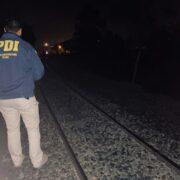 Investigan accidente de peatón que perdió parte de su brazo en tren de Guayacán