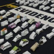 Siete detenidos deja operativo por microtráfico de droga en vivienda de Paihuano