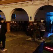 Sorprendidos in fraganti: Dos detenidos por robo de vehículos en borde costero de La Serena