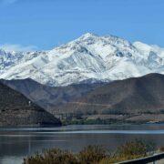 Pronostican precipitaciones de nieve para este miércoles en la cordillera de la región de Coquimbo