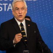 """Presidente Piñera compromete ayuda a """"unas 10 familias"""" que buscan salir de Afganistán"""