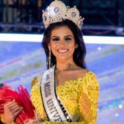 Miss Coquimbo se corona como la nueva Miss Universo Chile 2021