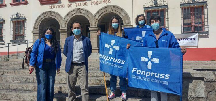 Más de mil funcionarios de la salud en la región de Coquimbo podrían quedar sin trabajo a fin de mes