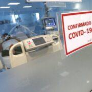 Cerca del 50% de los hospitalizados por Covid no han recibido su primera dosis de vacunas