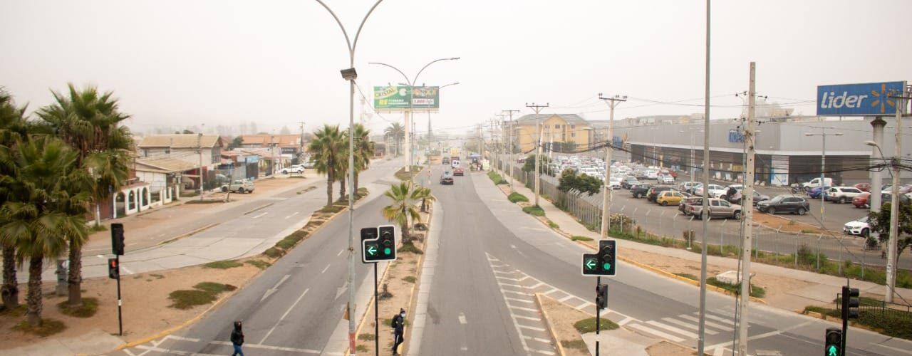 Trabajos de alcantarillado en Avda. Regimiento Arica se extenderán hasta el 15 de septiembre