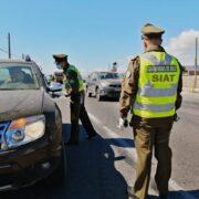 Ruta D-41 será uno de los principales focos de fiscalización vial en estas Fiestas Patrias