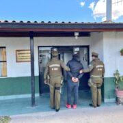 Detienen a sujeto que secuestró a su ex pareja en Monte Patria