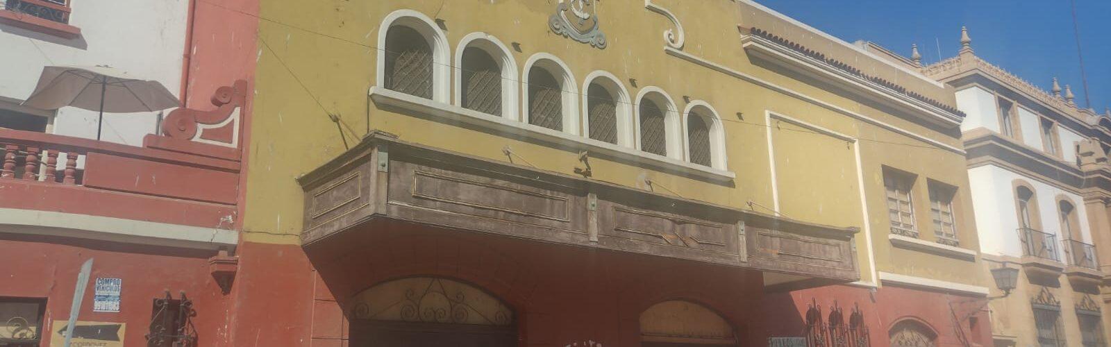"""Rodrigo Cuturrufo por ex Teatro Centenario: """"Con el arzobispado es un desgaste hablar de cultura""""."""