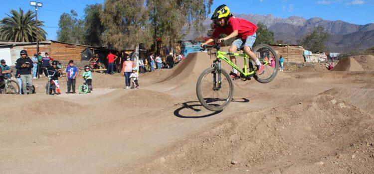Monte Patria: Inauguran nuevo parque Dirt Jump en El Palqui