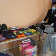 Cuatro detenidos por venta de ropa falsificada en pleno centro de La Serena