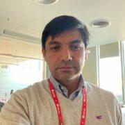Ronald Cáceres, ingeniero comercial