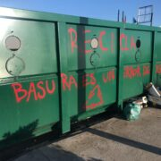 Municipalidad de La Serena hace un llamado a cuidar puntos verdes tras actos vandálicos