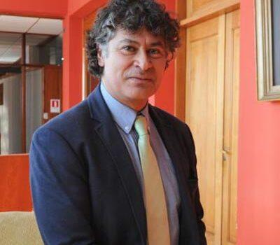 """Director regional de Conaf por críticas en incendio de Salamanca: """"Sí estuvimos presentes""""."""