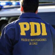 Personal de la PDI es victima de emboscada en Los Vilos, les quitaron armas e incendiaron el vehículo en que se trasladaban