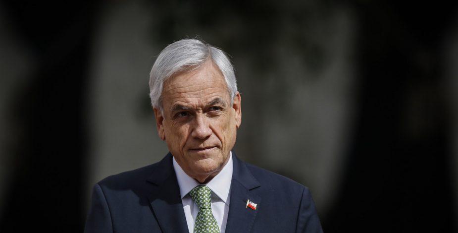 Oposición presentaría acusación constitucional contra Piñera este miércoles