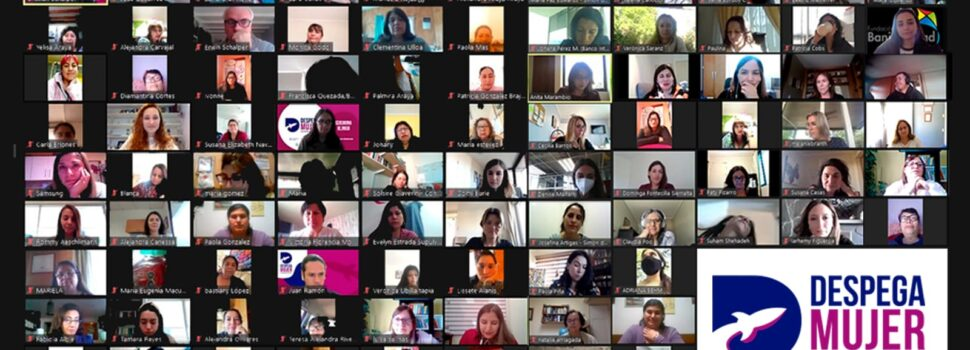 50 mujeres de las regiones de Coquimbo y Biobío participarán en la segunda versión del programa Despega Mujer de Fundación Luksic