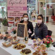 Pasteles, chocolates y dulces son algunas de las alternativas disponibles en nueva versión de expo que reúne emprendimientos regionales