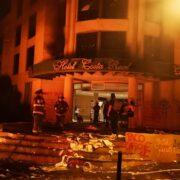 Condenan a cuatro años y 300 días de libertad vigilada a involucrado por saqueo en Hotel Costa Real en La Serena