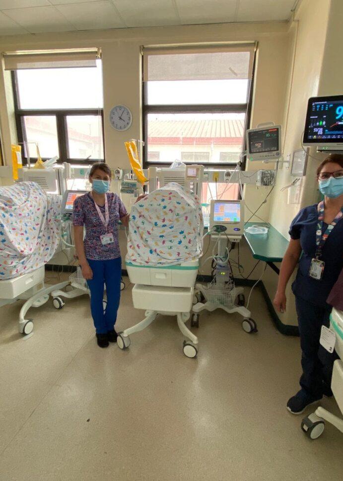 Nacen trillizas en el Hospital de La Serena, desde 2016 que no había un parto de este tipo en la Región de Coquimbo