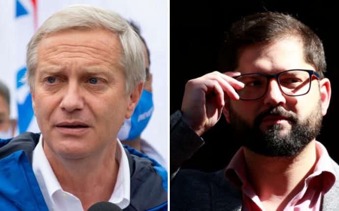 Cadem: Kast se aleja de Boric y se consolida en primer lugar de la carrera presidencial