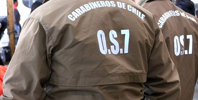 Incautan más de 120 millones de pesos en droga que se distribuía entre Coquimbo y Valparaíso