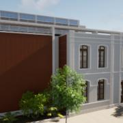 $21.500 millones se destinarán para mejorar el edificio consistorial de Ovalle